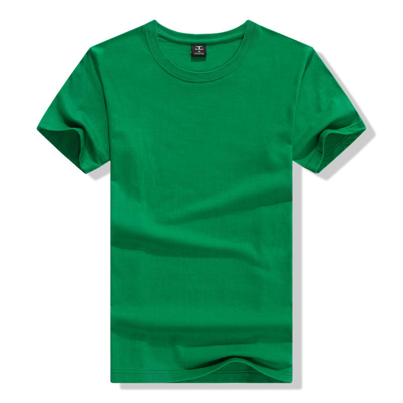 Best selling multi-color classic cotton t-shirt