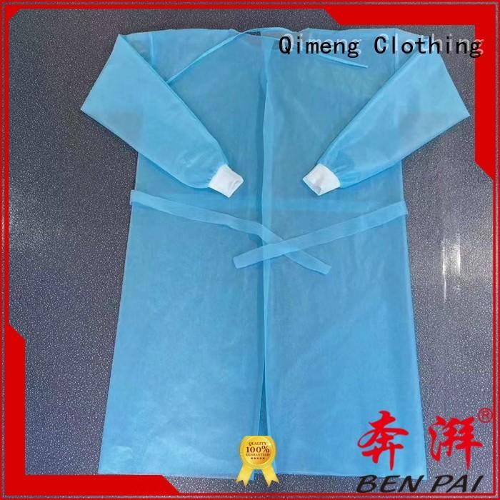 QiMeng hot-sale american football uniform supplier in school