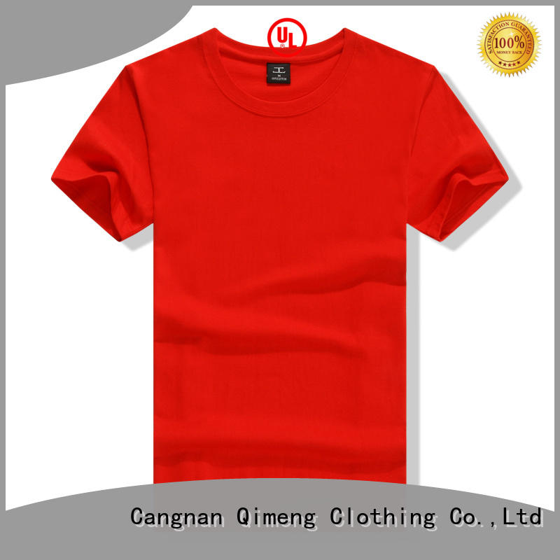 outdoor tee shirts custom print blank in China for daily wear