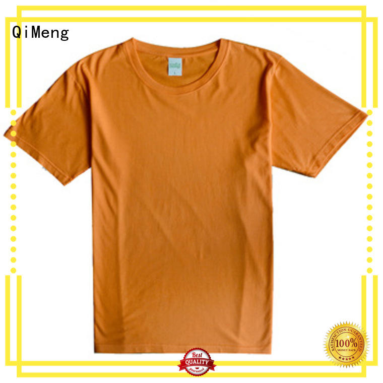 QiMeng new-selling slim fit t shirt experts for sports