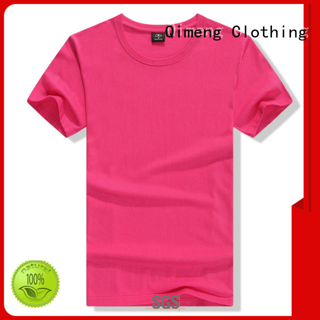 QiMeng latest t shirts free samples experts