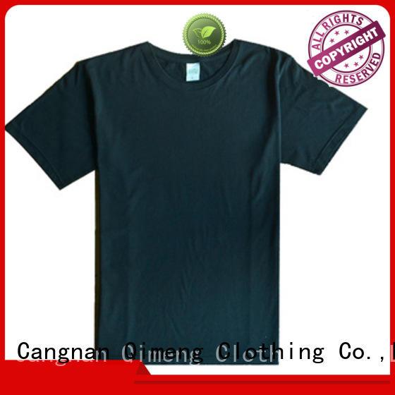 modern custom printed tshirts collar owner