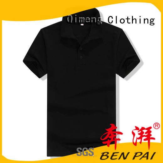 QiMeng selling polo sport shirts vendor for daily wear