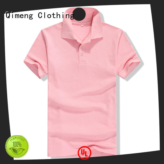 QiMeng shirt wholesale polo shirts from China for daily wear