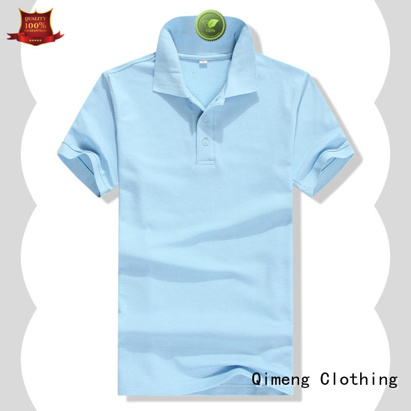 nice polo sport shirts cvc from China for business meetings