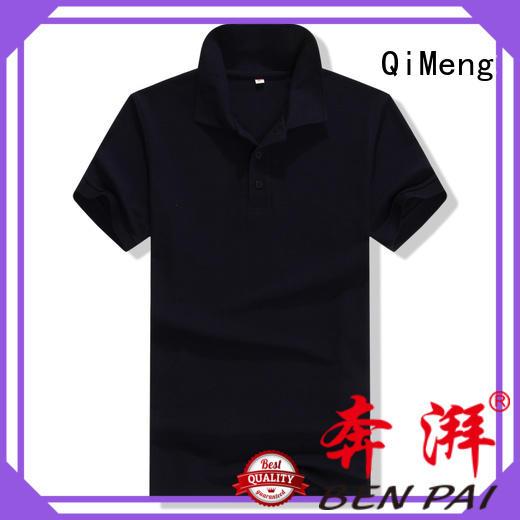 QiMeng sport cotton polo shirts women producer