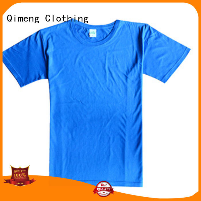 QiMeng funny t shirts price for sporting
