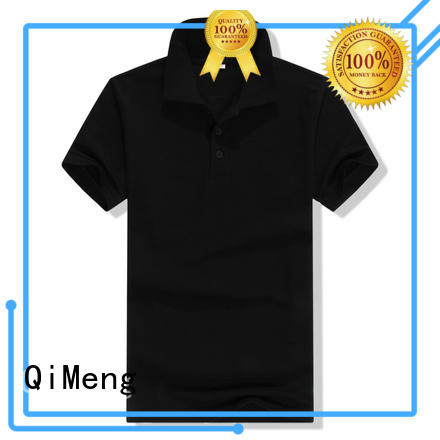 modern ladies polo t shirts blank button design for promotional campaigns