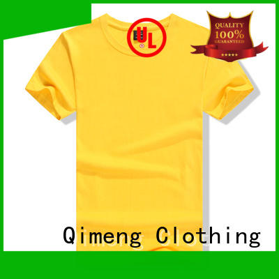 promotional slim fit t shirt white supplier for outdoor activities