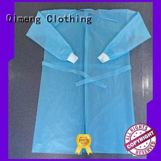 QiMeng safety isolation gown in China