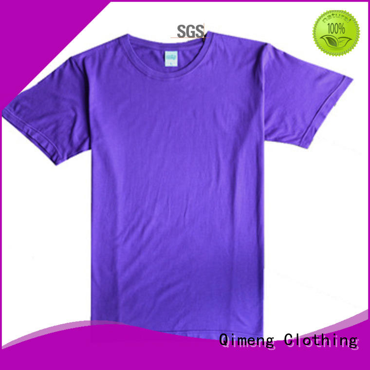 fine- quality t shirts free samples quality in different color in street