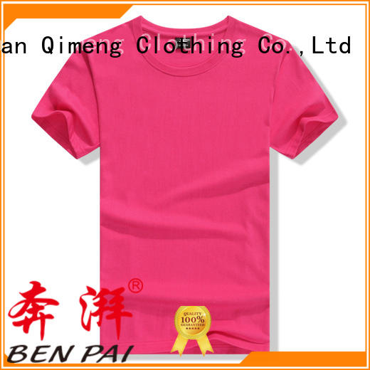 100%cotton women t-shirts directly in China for sports